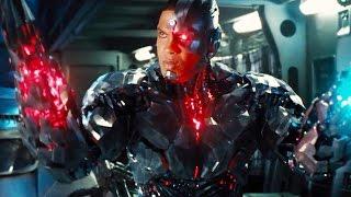 """Justice League - Trailer #2 Sneak Peek """"Cyborg"""" [HD]"""