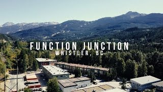 Whistler Neighbourhoods - Function Junction