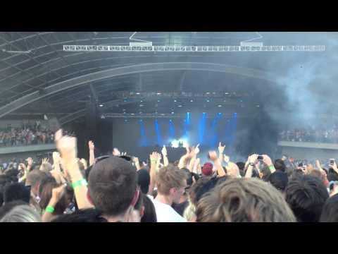 Swedish House Mafia - Greyhound - Sidney Myer Music Bowl Melbourne