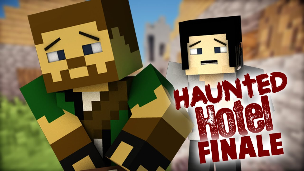 Haunted Hotel End Minecraft Roleplay Adventure