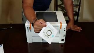 HP LaserJet Pro M402n Review