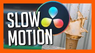 How To Slow Moтion In Resolve - DaVinci Resolve 16 Basics Tutorial