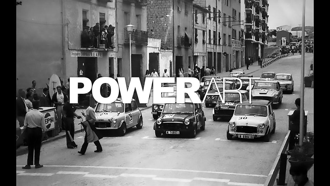 Circuito Alcañiz : Powerart guadalope el mítico trazado urbano de alcañiz s01 e14