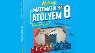 8.SINIF ATÖLYEM S.40-41-42 MEB TADINDA SORULAR 1(9-15.SORULAR)