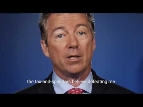 Stand with Rand: Donate Today thumbnail