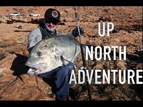 UP NORTH ADVENTURE, EPIC FISHING OFF THE ROCKS