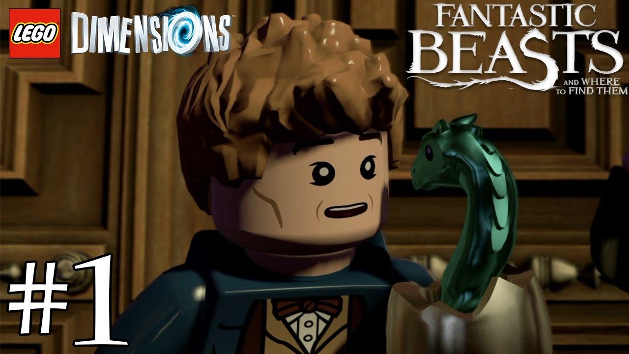 Lego 16 Dimensions Animaux Fantastiques Les T3lJKuF1c