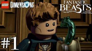 Les Animaux Fantastiques - LEGO Dimensions 1/6