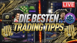FIFA 21 TRADING TIPPS + 20K PARTY 😍 IF ERSPIELEN?  HOW TO MAKE COINS💰 FIFA 21 LIVE