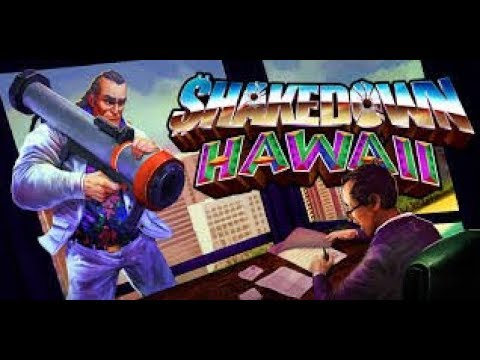 Wasted Weds: Shakedown Hawaii (Crap beer? what if we rebrand it Cool Beer? for the kids!)