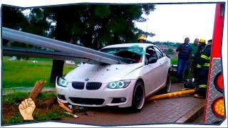 BMW X Series - подборка аварий | #1