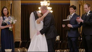 Indiana State House Wedding | Cosmo + Tracy | Indianapolis