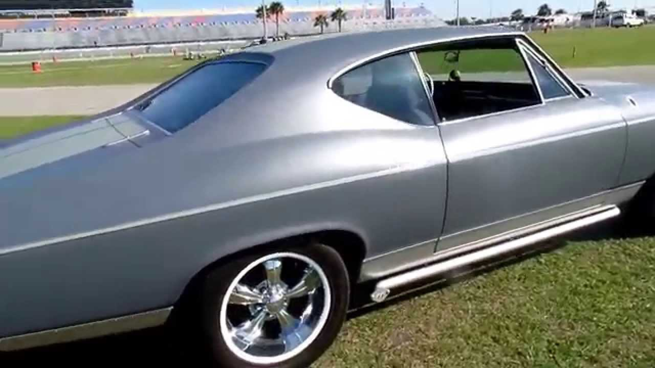 American Muscle Cars INC, 1968 CHEVELLE CUSTOM BUILD FOR SALE - YouTube