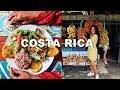 Exploring INCREDIBLE FOOD In COSTA RICA Vlog!   vegan