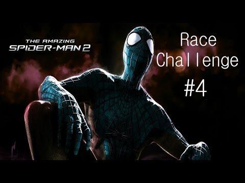 The Amazing Spider-Man 2 Walkthrough - Race Challenge #4