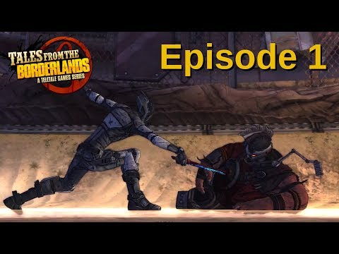 ZER0 CHANCES FOR BOSSANOVA!! Tales from the Borderlands #1