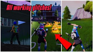 Best Fortnite Glitches Anyone Can Do In Season 7 (Top glitches) Fortnite glitches PS4/Xbox one