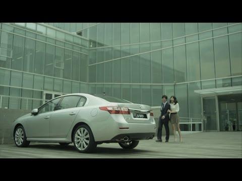 Renault Samsung SM5 2012 Promo (korea) 르노삼성 뉴 SM5 홍보영상