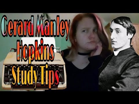 Gerard Manley Hopkins Study Tips