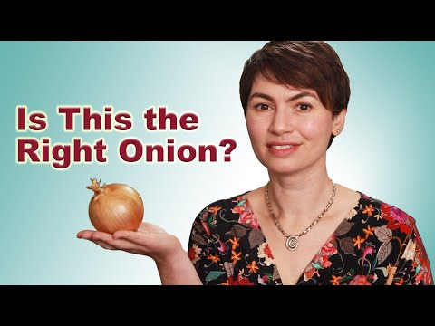 Have You Been Using The Wrong Onions?