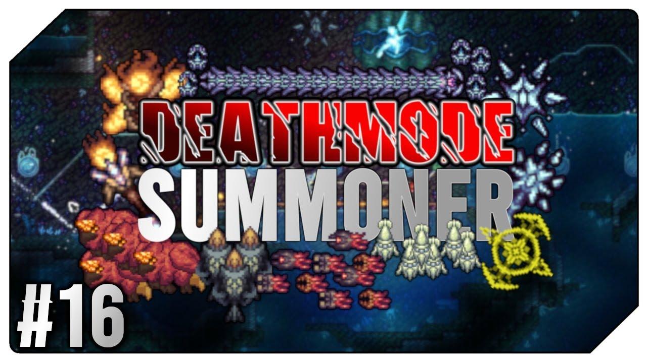 Deathmode Pure Summoner #16 🌟 Calamity Mod Season 4 (Terraria 1 3 5 Modded)