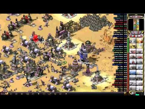 [Gameplay] Yuri's Revenge Mod [WAR3 - Warfare of Super weapon] | Xmas version