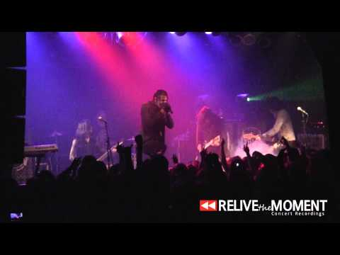 2012.12.13 Motionless in White - Black Damask The Fog (Live in Chicago, IL)