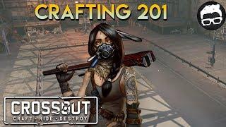 Crossout -- Crafting 201 (An intermediate Guide)