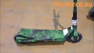 Электросамокат для подростков и детей Sambit Eho 200 w Вольтрэко Voltreco.ru(, 2016-02-08T02:40:45.000Z)