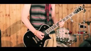 ESP LTD EC-1000 Deluxe Electric Guitar black demo by FixingtheStrings studios (gear in description)