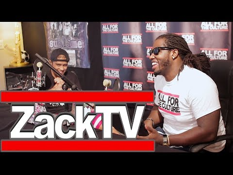 """ZackTV """"Social Media Messed Up Chicago Worse Than Crack In The 80's"""" & How He Got Into Making Videos"""