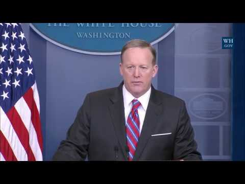 3/28/17: White House Press Briefing