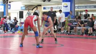 2013 Vancouver International Wrestling Festival: Dave Sharma vs. John Morrison