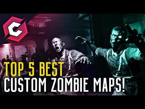 Cod Waw Zombie Maps