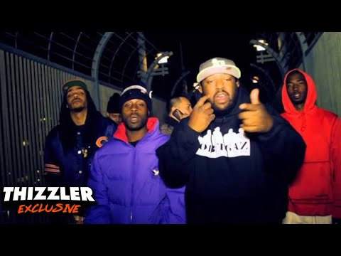 AOne Ft. The Jacka - True Mob (Music Video) || Dir. Brian Storm