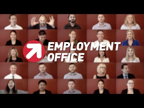 Employment Office Careers Video