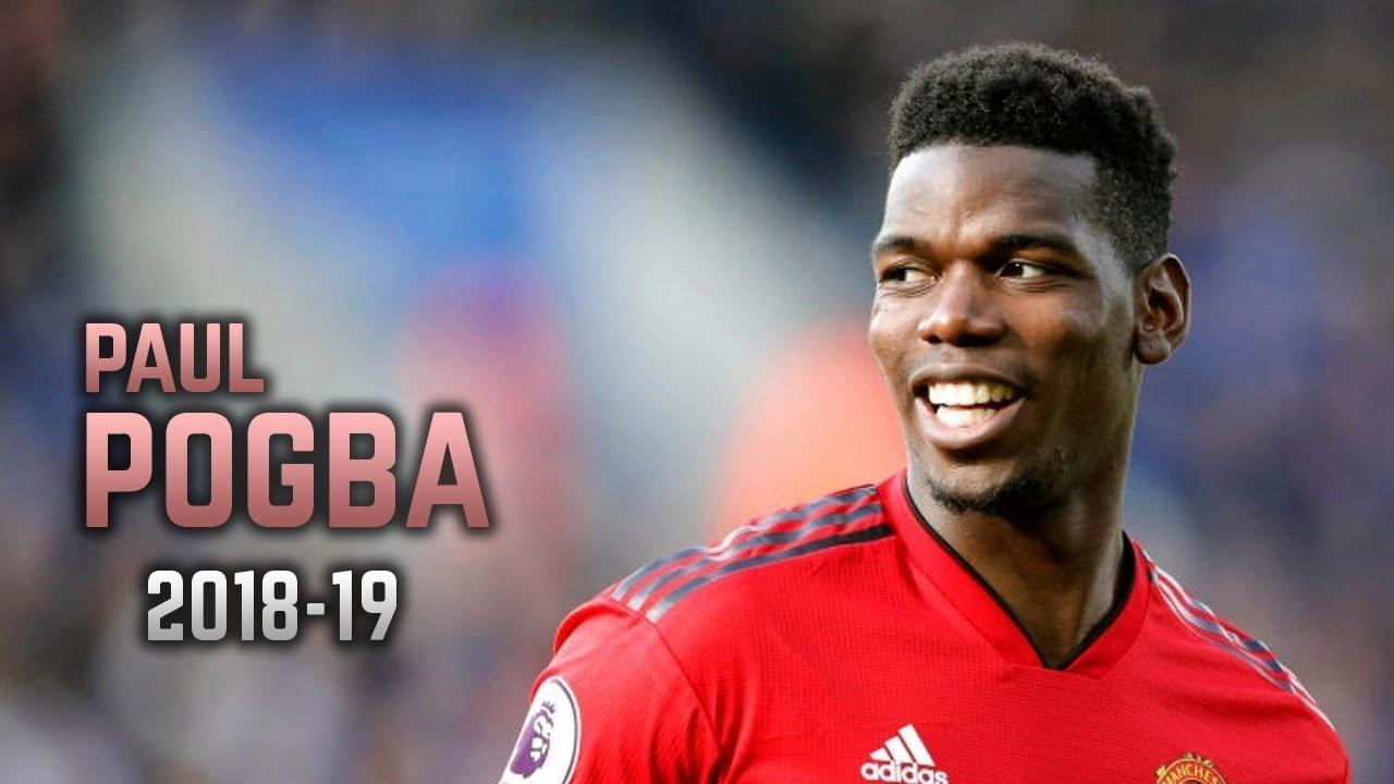 Paul Pogba 2018 19