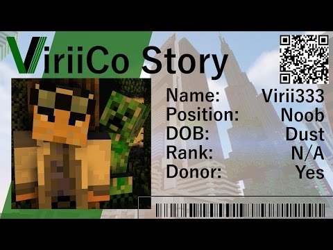 [FTB Infinity]: ViriiCo Story - 02 - New Beginnings