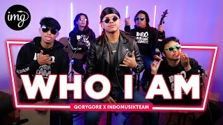 Download lagu WHO I AM - QORYGORE FT. INDOMUSIKTEAM | PETIK