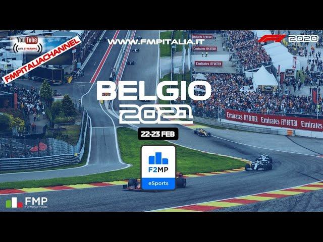 F2MP #14 BELGIO GRAND PRIX FMP ITALIA