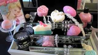 """marie Antoinette"" Inspired Luxury Lush Bath Cocktail"