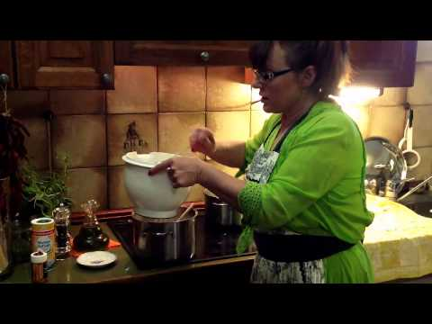 Cooking With Mamma Gabriella: Vegetarian White Lasagne - by YoutubeShaman.com