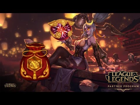 LEGENDARY LUNAR REVAL ORB OPENING!! LPP BLOOD MOOON SIVIR GIVEAWAY!!!