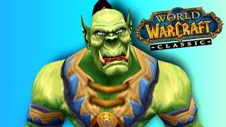 WOW CLASSIC DEMO STARTS AT LEVEL 15 -  WoW Classic Update