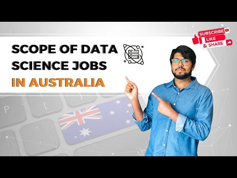 Scope of Data Science jobs in Australia || How To Get Data Science Jobs For Freshers