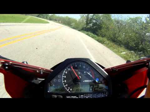 Racers Road in Brookshire, TX on a CBR1000rr