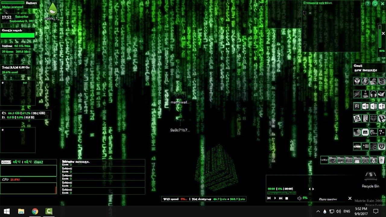 How to install Matrix on Windows desktop