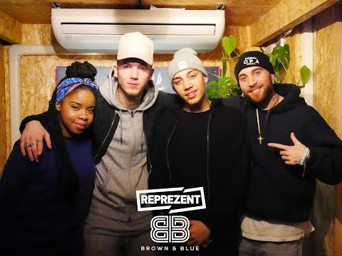 Brown X Blue Interview Jordan Morris and Young Soul on Reprezent Radio