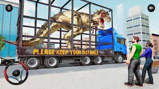 디노 수송 트럭 공룡 게임 Dino Transport …