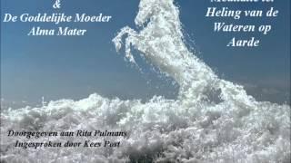 meditatie ae michael goddelijke moeder alma mater heling wateren van de aarde